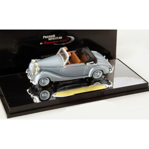 Signature Models Mercedes Benz 170S 1/43 Blue - Hobbytoys