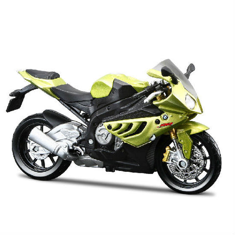 Maisto BMW S1000RR 1/18 Green - Hobbytoys - 2