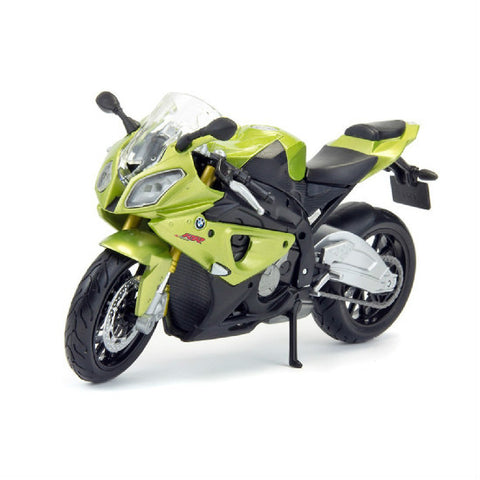 Maisto BMW S1000RR 1/18 Green - Hobbytoys - 1