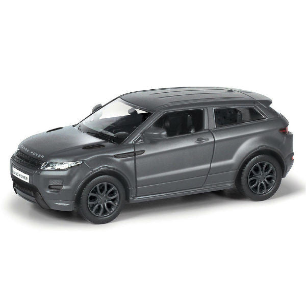 RMZ City Range Rover Evoque Matte Black - Hobbytoys