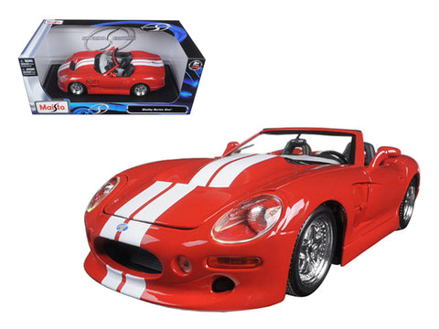 Maisto 1936 Shelby Series One 1/18 Red