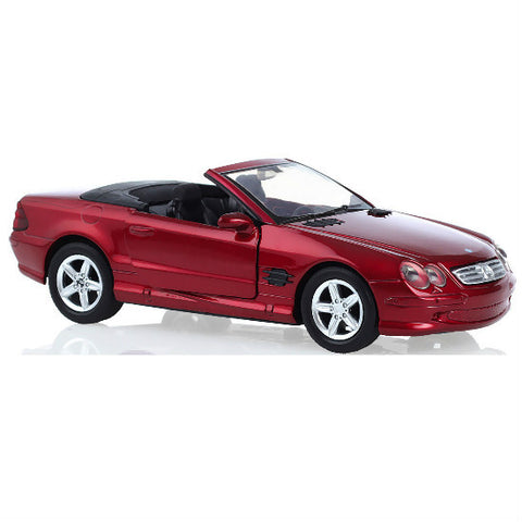 Mercedes Benz SL500 New-Ray City Cruiser 1:32 - Hobbytoys