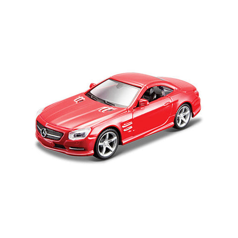 Maisto Power Kruzerz Mercedes Benz SL500 Hard Top Pull Back Action Car - Hobbytoys