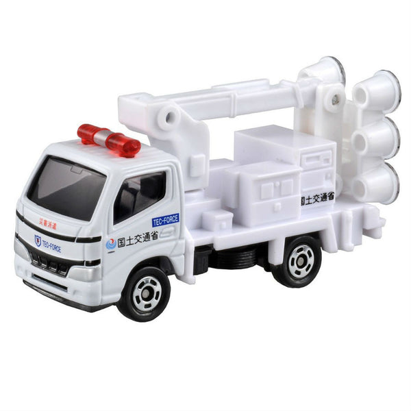 Takara Tomy Tomica #32 MLIT Lighting Vehicle - Hobbytoys