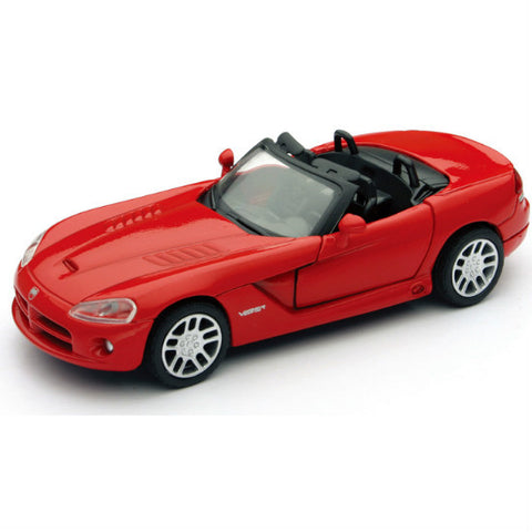 Dodge Viper SRT/10 New-Ray City Cruiser 1:32 - Red - Hobbytoys