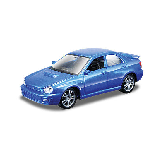 Maisto Power Kruzerz Subaru Impreza WRX Pull Back Action Car - Hobbytoys