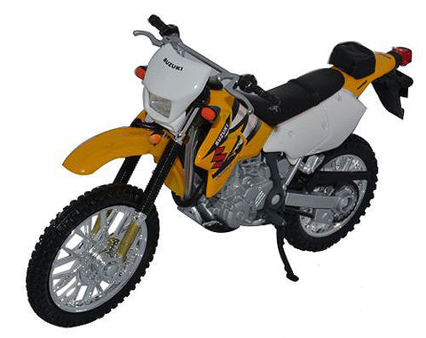 Welly SUZUKI DR-Z400S Bike 1/18