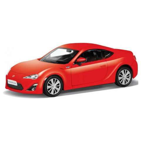 RMZ City Toyota 86 Matte Red - Hobbytoys