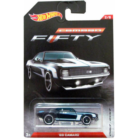 Hot Wheels Camaro Fifty 1969 Camaro