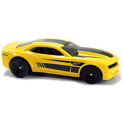 Hot Wheels Camaro Fifty 2013 Copo Camaro