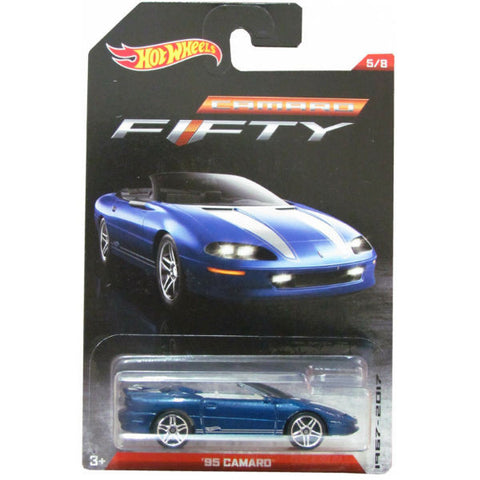 Hot Wheels Camaro Fifty 1995 Camaro