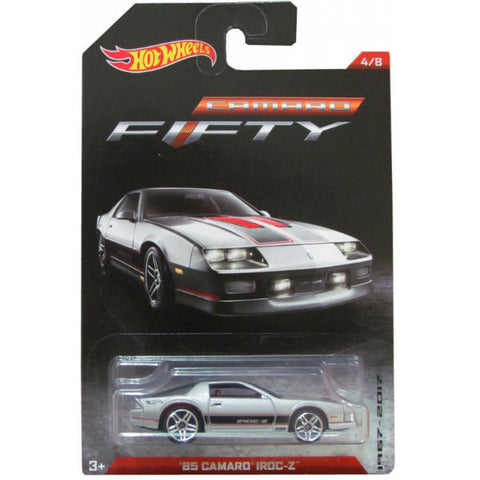 Hot Wheels Camaro Fifty 1985 Camaro IROC-Z