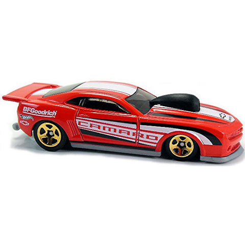 Hot Wheels Camaro Fifty 2010 Pro Stock Camaro