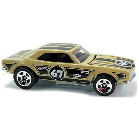 Hot Wheels Camaro Fifty 1967 Camaro