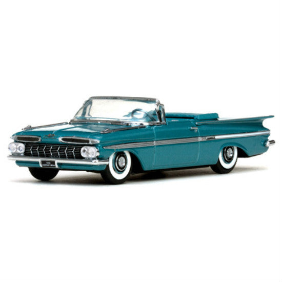 Sun Star 1959 Chevrolet Impala 1/43 Diecast Model Car - Hobbytoys