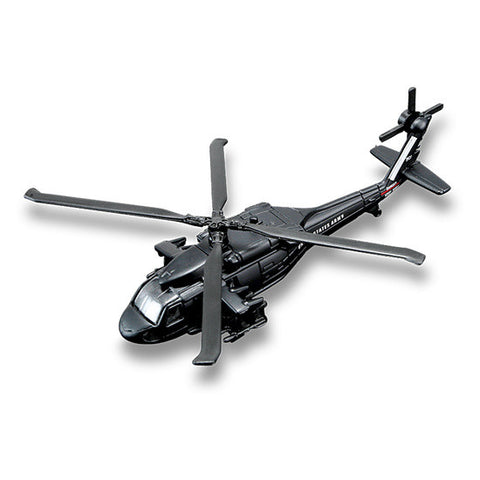 Maisto Tailwinds UH-60A Black Hawk Without Stand - Hobbytoys
