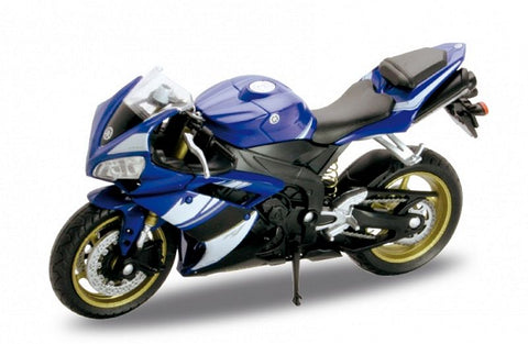 Welly YAMAHA 2008 YZF-R1 Bike 1/18