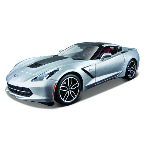 Maisto Exclusive Edition 2014 Corvette Stingray Z51 1/18 - Hobbytoys - 1