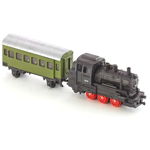 Siku Steam Engine With Passenger Carriage - Hobbytoys - 1