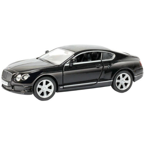 RMZ City Bentley Continental GT V8 Black - Hobbytoys