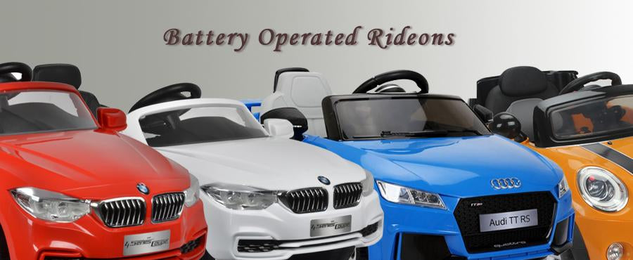 Battery Operated Ride on Cars