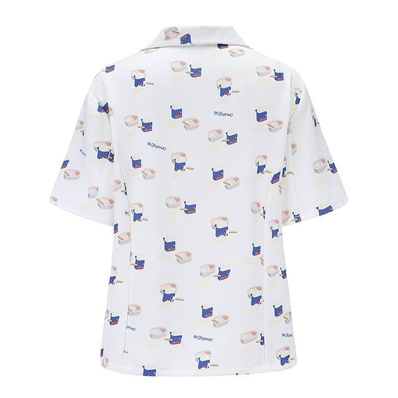 ChildMood Ice Cream Hawaii Shirt (2196113981536)
