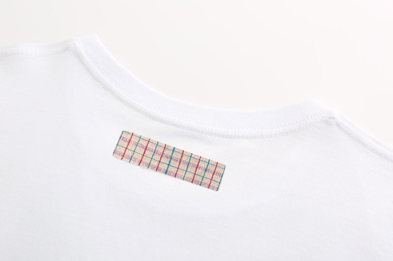 Tricolor Ice Cream Tee