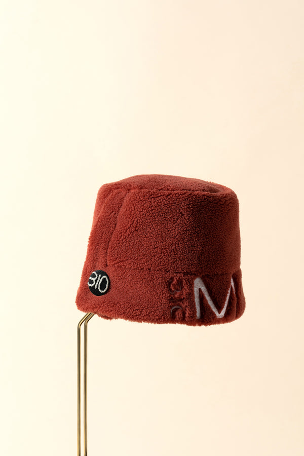 Button Teddy Bucket Hat - Holiday Edition (4446321999968)