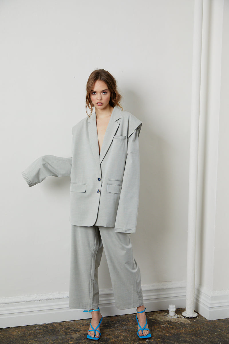 Little Power Suit Blazer