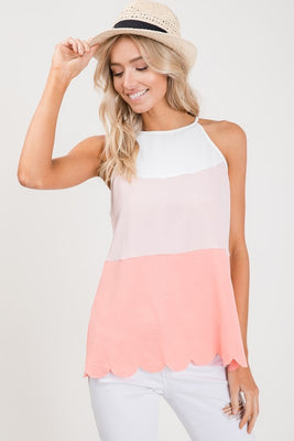 Every Pink Has It's Day Halter Top