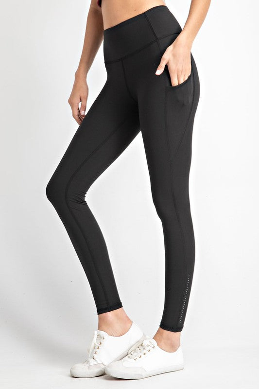 Butter Solid Leggings