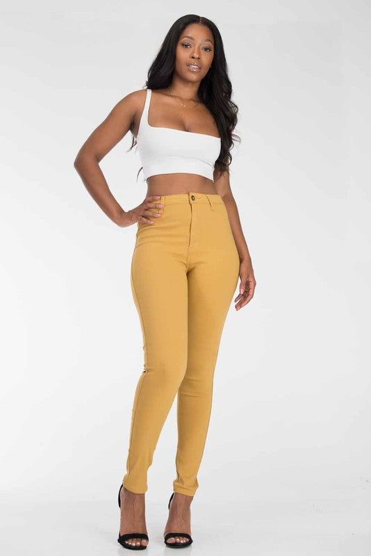 Colors of Fall Hyperstretch Jeans