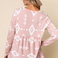 Tribal Dreams Top