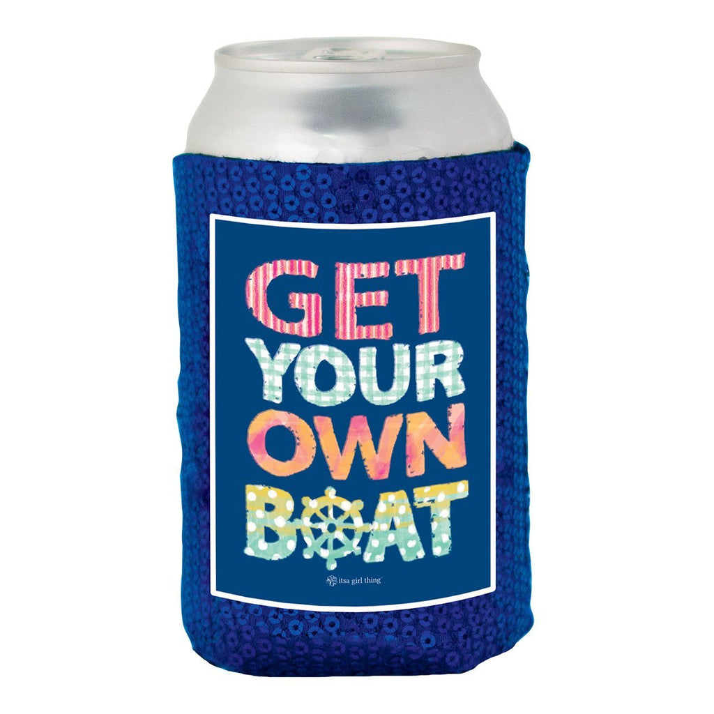 Get Your Own Boat Coozie