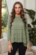 Romantic Ruffles Top