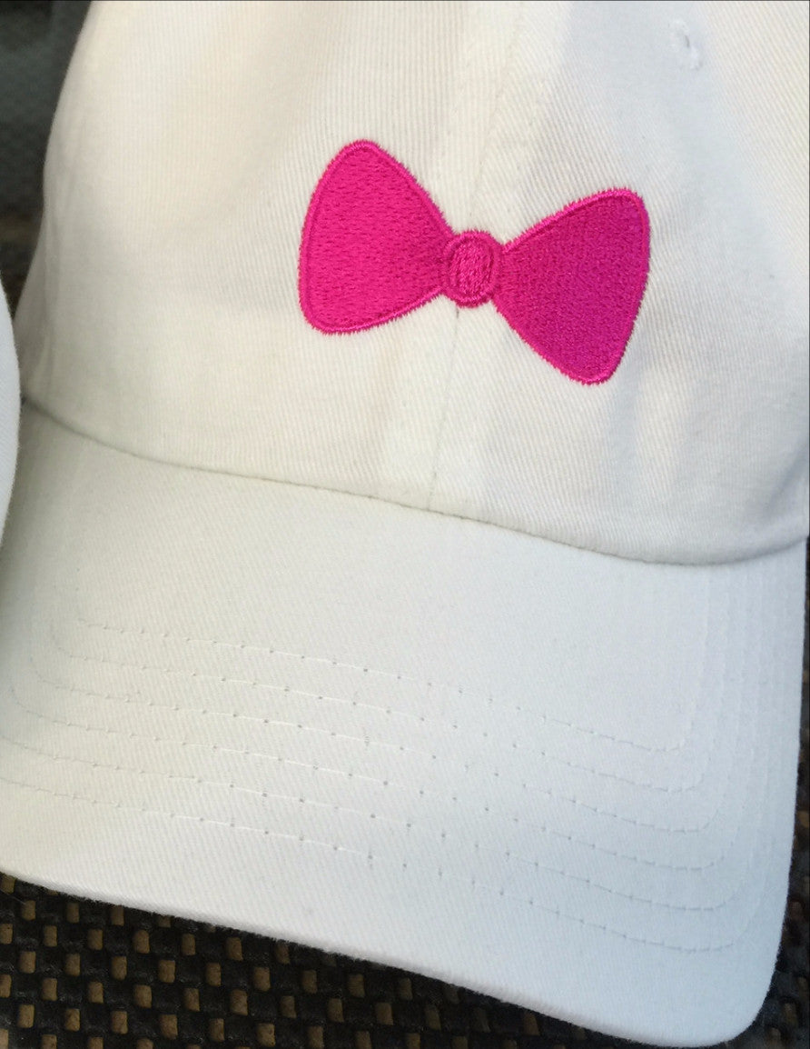Bows & Cleats Logo Hat