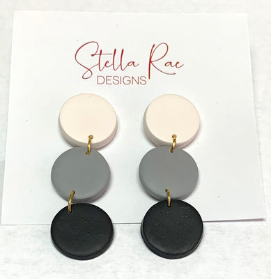 Stella Rae Designs Dots Earrings