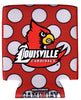 UofL Koolie Polka Dot Koolie Pocket