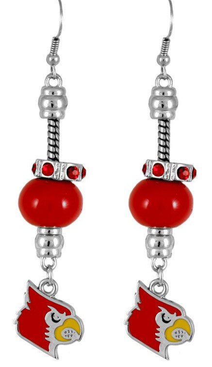 UofL Homecoming Pride Earrings