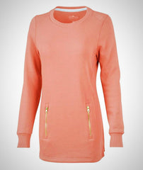 Coral North Hampton Sweatshirt