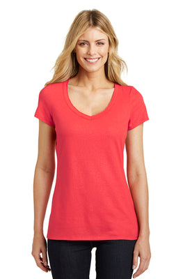 Coral Shimmer Tee