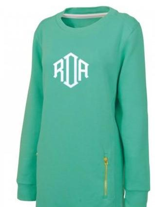 North Hampton Sweatshirt - Mint