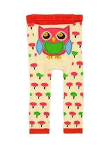 DP Yellow Tree Owl Leggings