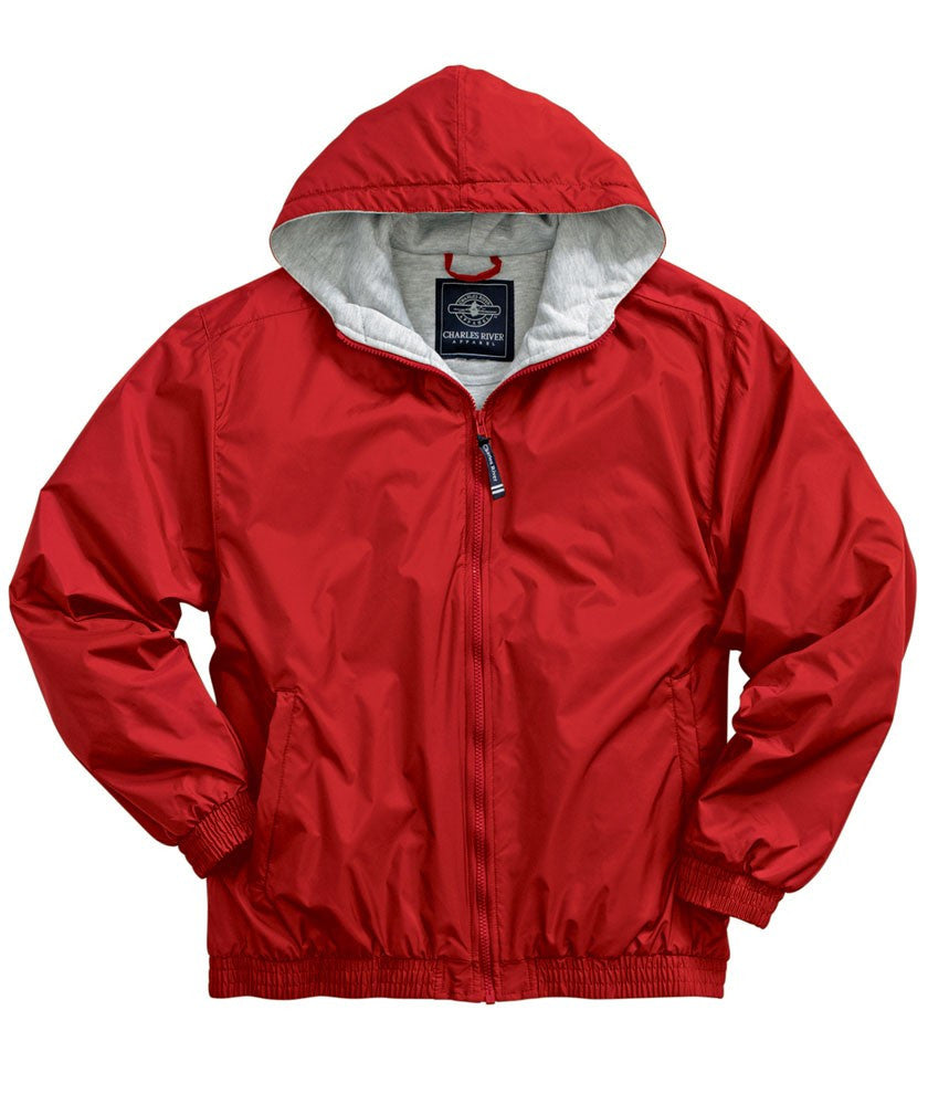 Youth Performer Jacket/ Red