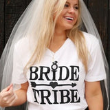 Bride Tribe Vee Tee