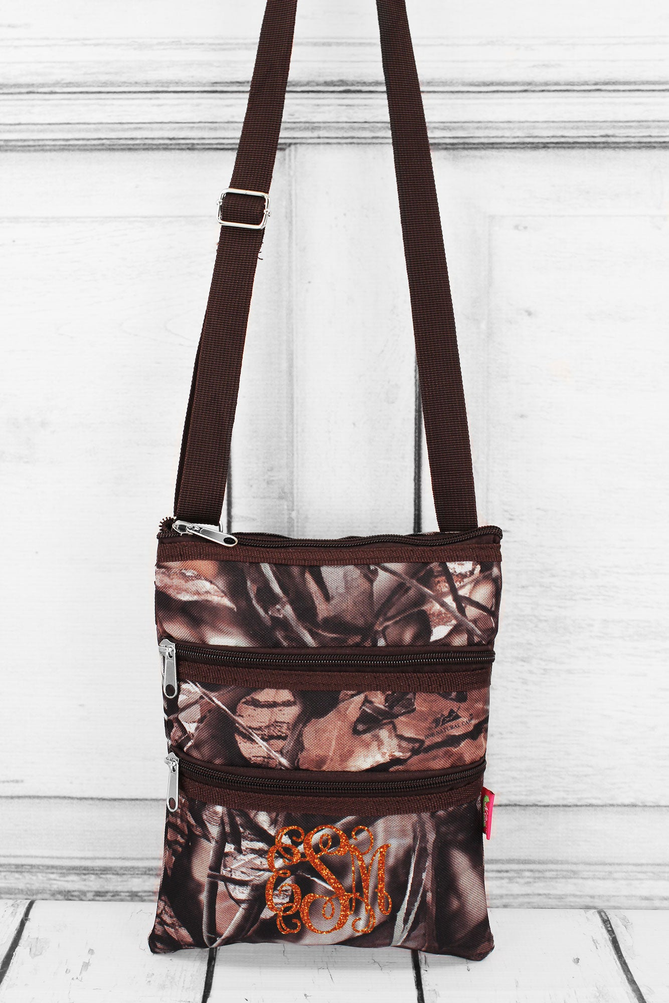 BNB Natural Camo Hipster/ Brown Trim
