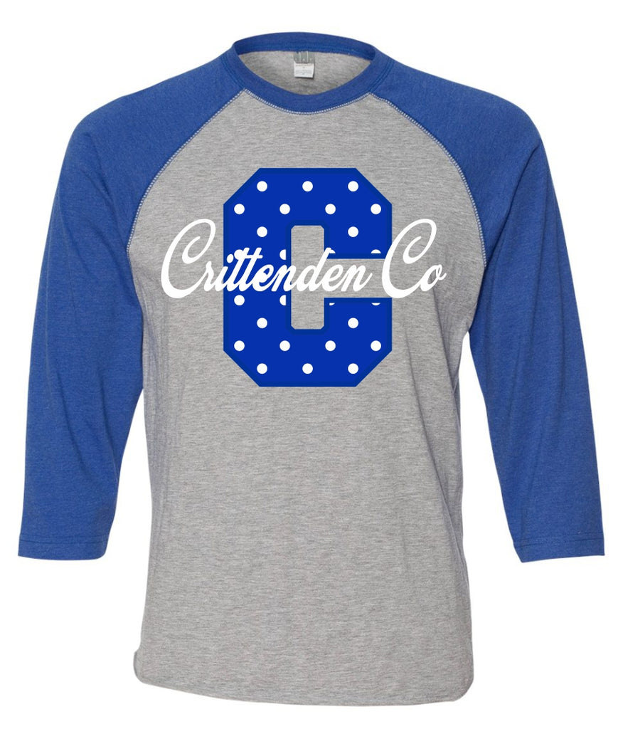 Crittenden Co Polka Dot Jersey