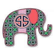SS Elephant Decal