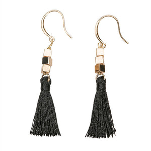 Grace Tassel Earrings