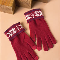 Snow It All Texting Gloves